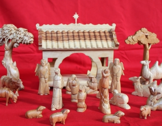 <p>Large Nativity Set</p>
