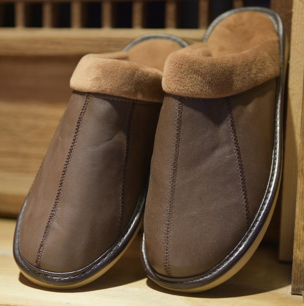 <p>Yu Family Slippers</p>