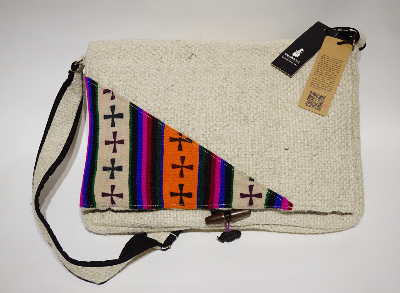 <p>Large Wooly Shoulder Bag</p>