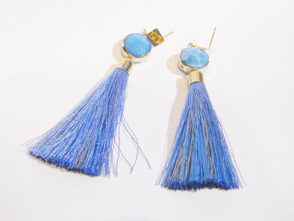 <p>Starfish Cara Tassel Earrings 126-130&nbsp;</p>