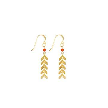 <p>Eden Desert Wild Flower Earrings E284&nbsp;</p>