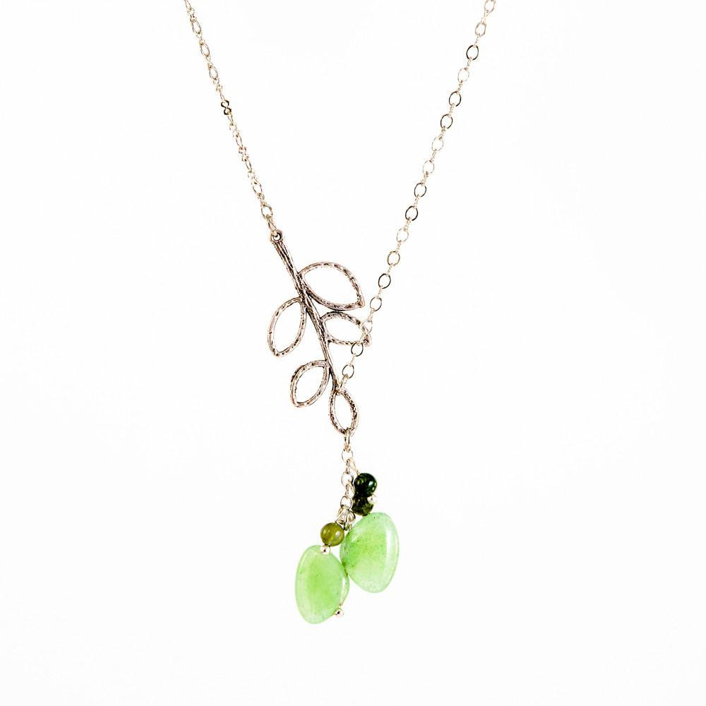 Olive Branch Neacklace N181