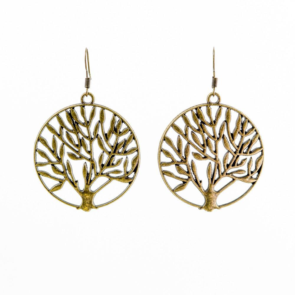 <p>Eden Olive Grove Earrings E229</p>