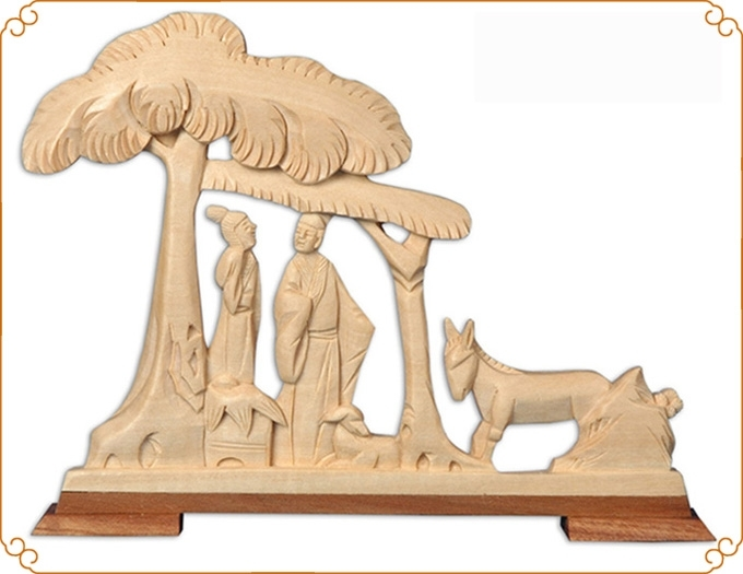 <p>Small Nativity Plinth&nbsp;</p>