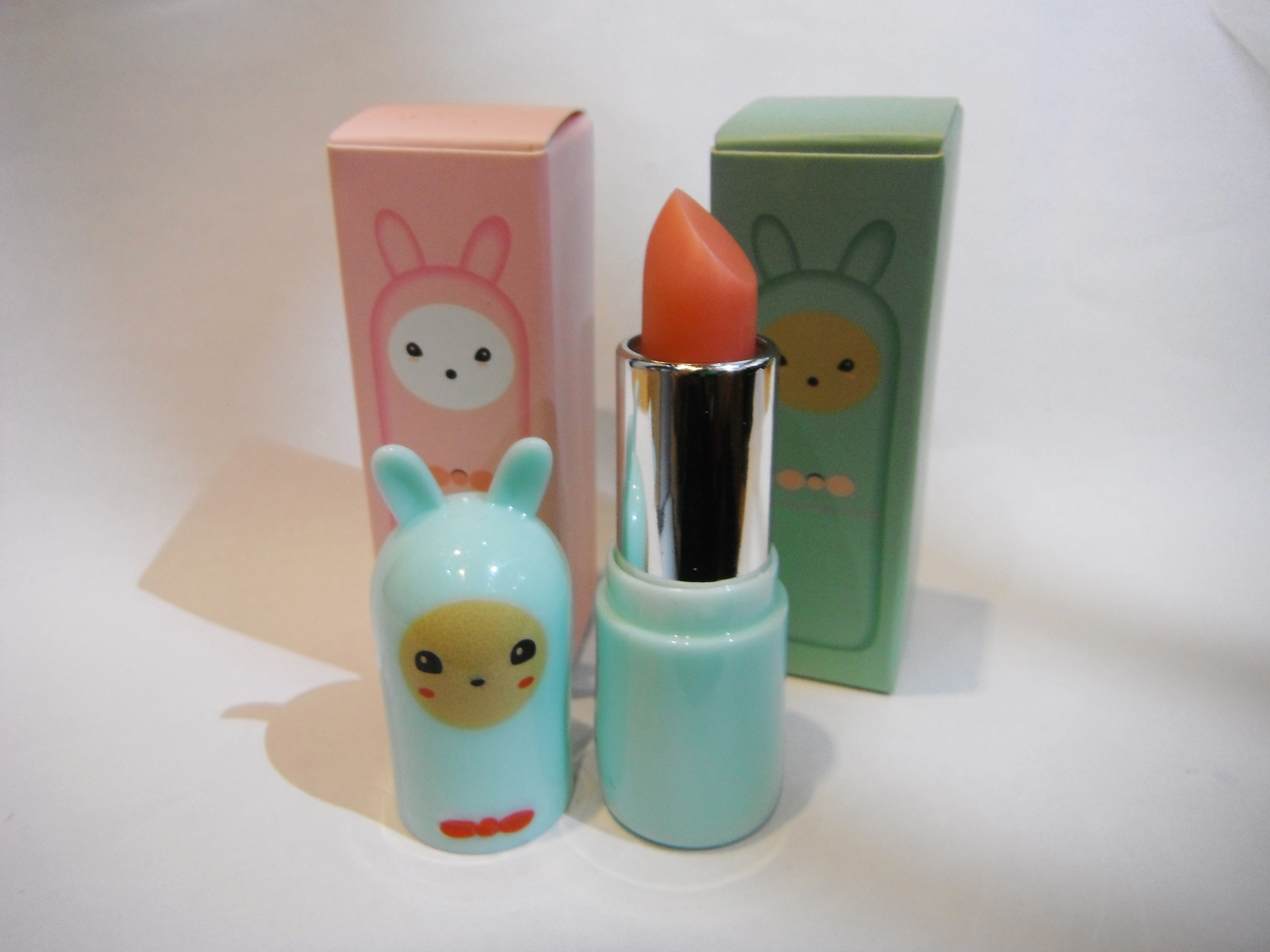 Handmade Cartoon Lip Balm