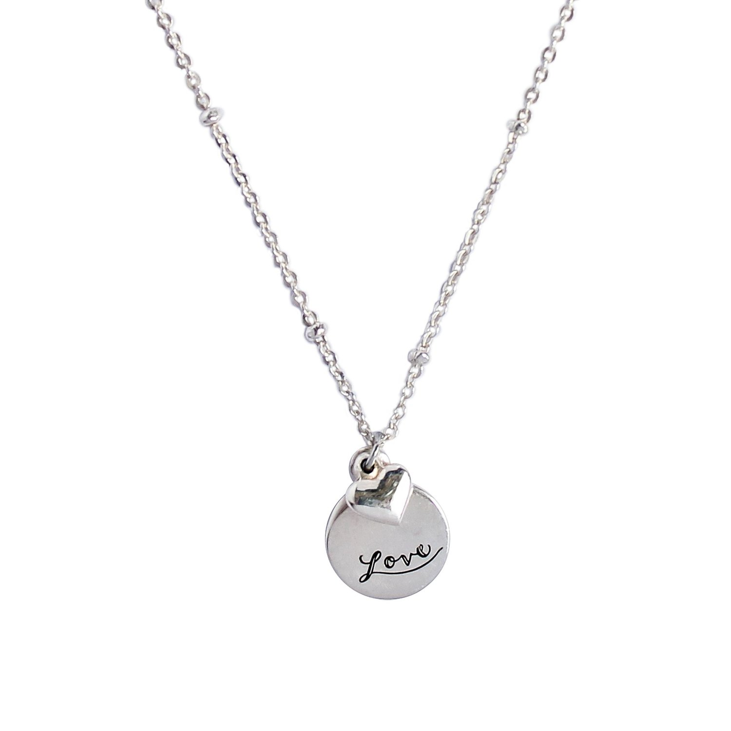 <p>Eden Courageous Love Necklace N252&nbsp;</p>