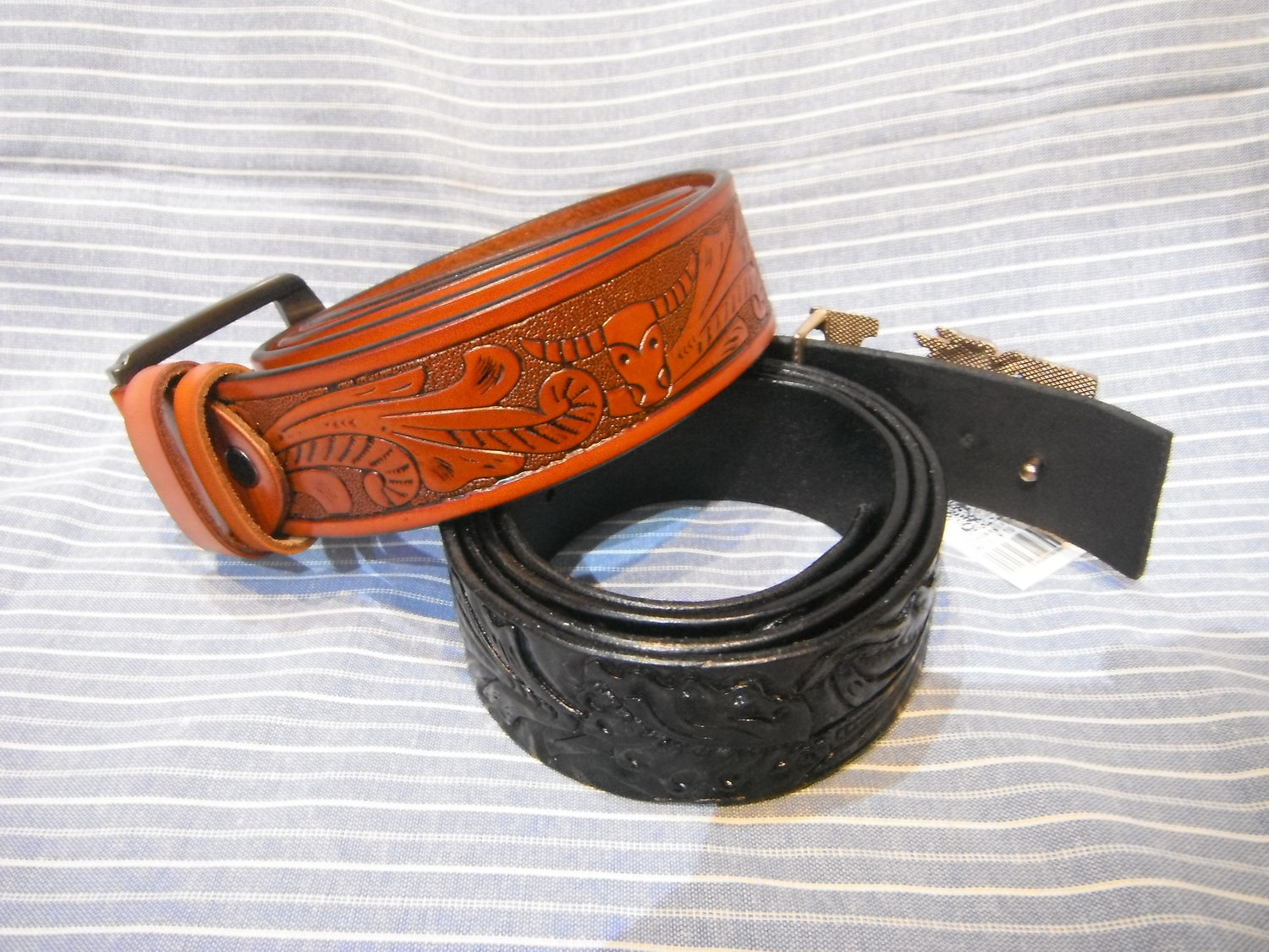 <p>Thanksgiving Wide Leather Belt&nbsp;</p>