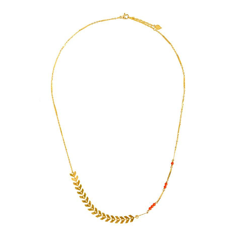 <p>Eden Desert Wildflower Necklace N262&nbsp;</p>
