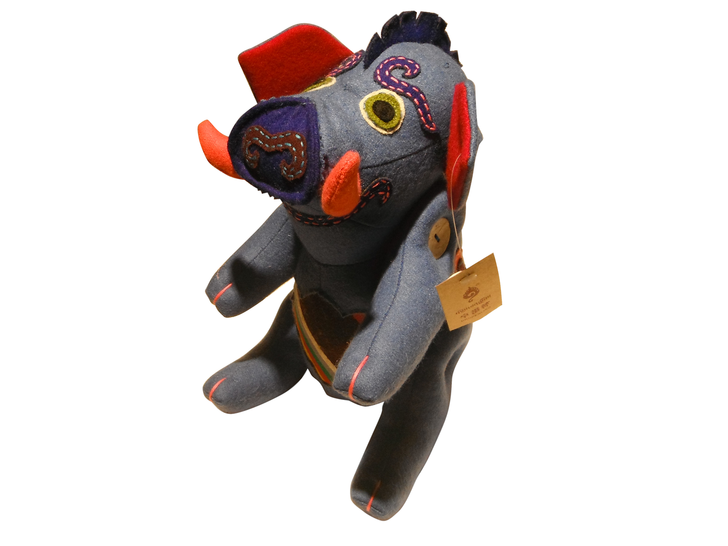 <p>Dropenling 'Boar From Kongpo' Soft Toy&nbsp;</p>