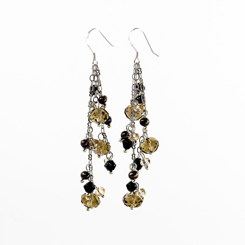 <p>Eden Midnight Solace Earrings E249&nbsp;</p>