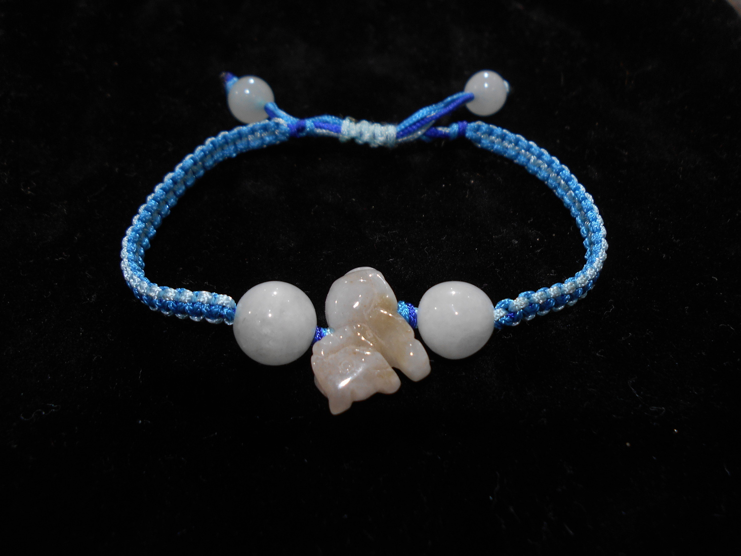 <p>Blue Sheep 'Sheep' Bracelet&nbsp;</p>