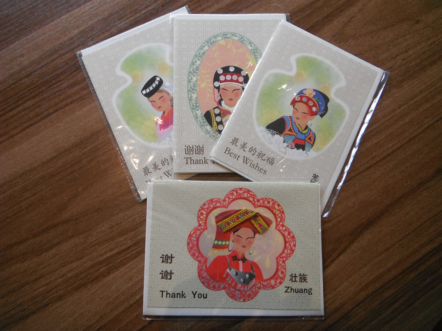 <p>Minority Portrait Cards&nbsp;</p>