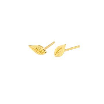 <p>Eden Leaf Earrings E287&nbsp;</p>