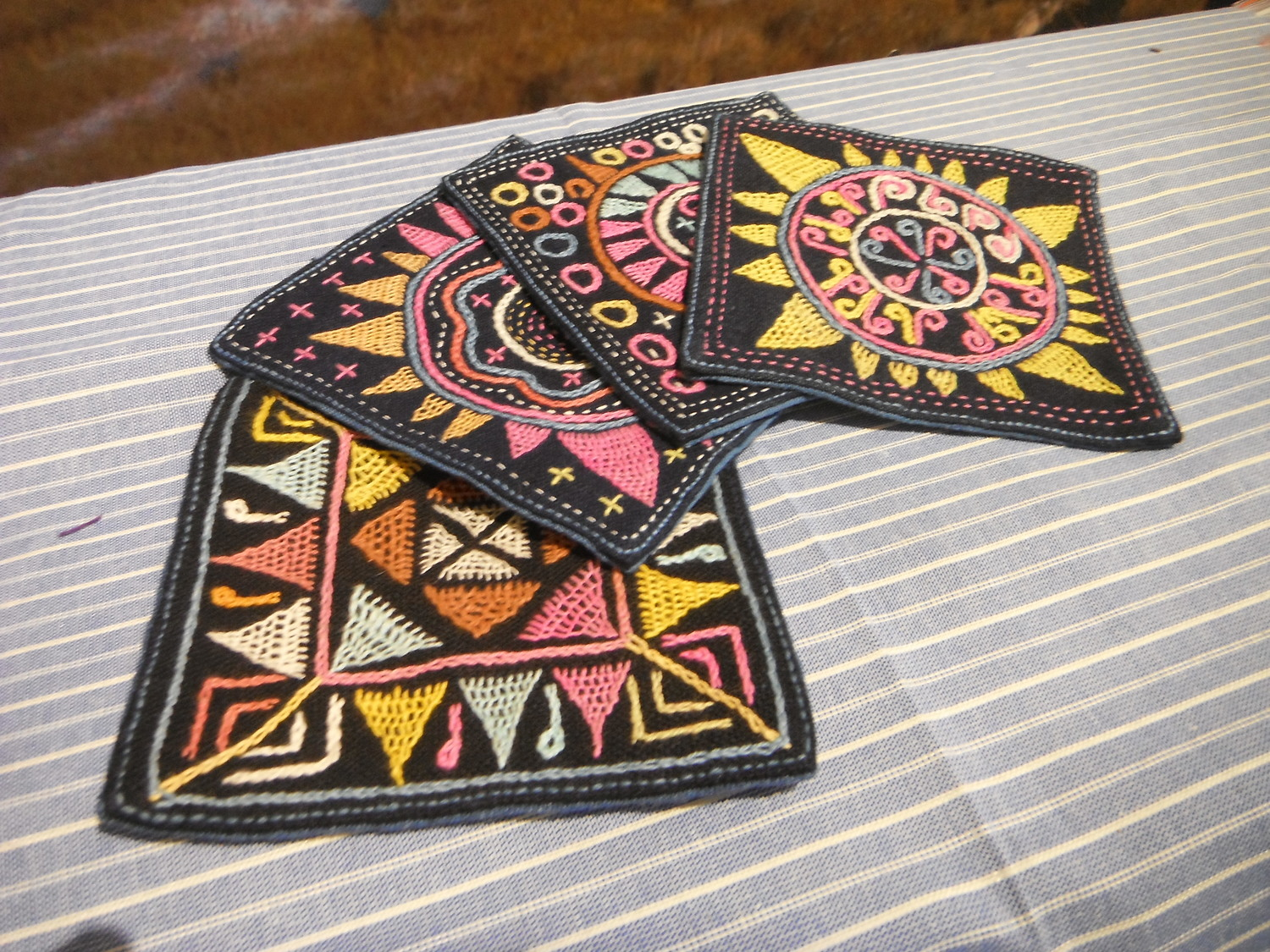 Lauren Laos Coaster Sets
