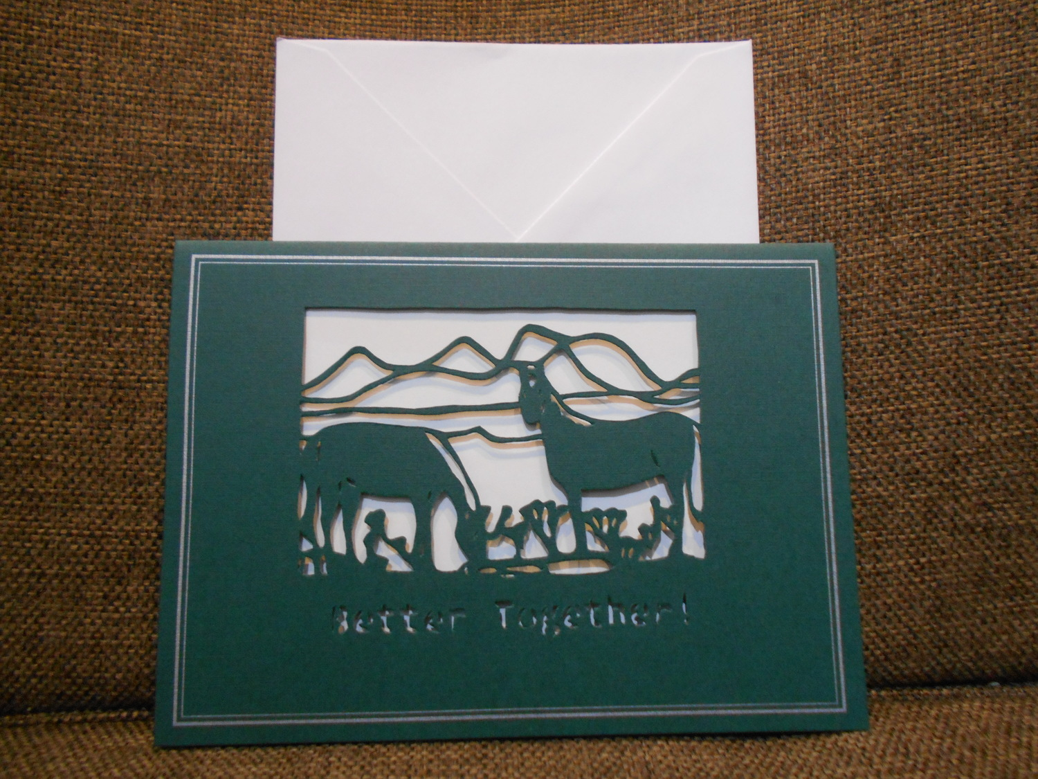 <p>Better Together Card&nbsp;</p>
