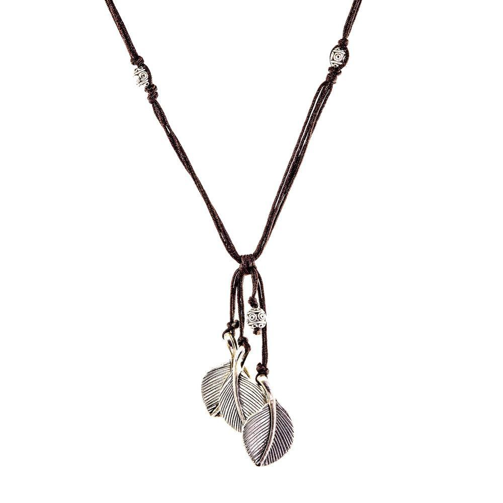 <p>Falling Leaves Necklace N152&nbsp;</p>