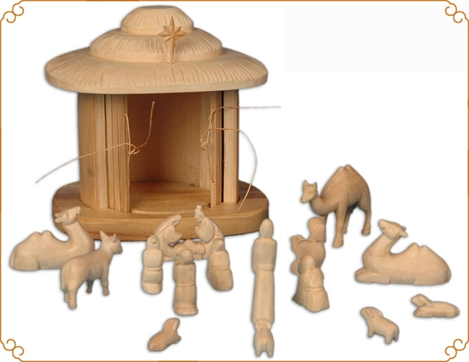 <p>Medium Nativity Set</p>