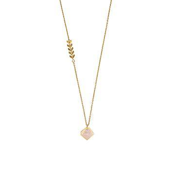 <p>Eden Desert Rose Necklace N263</p>