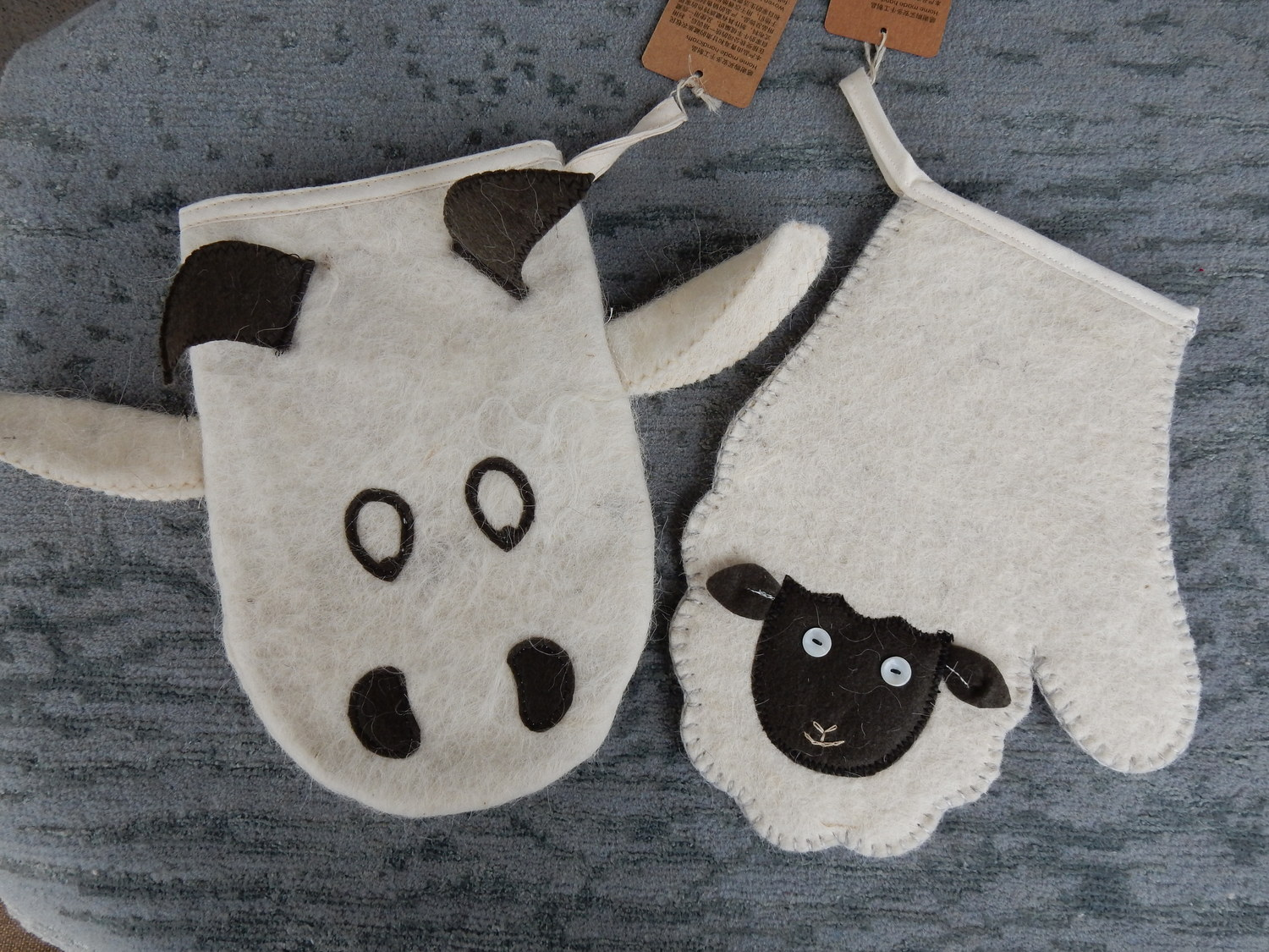 Amdo Oven Gloves