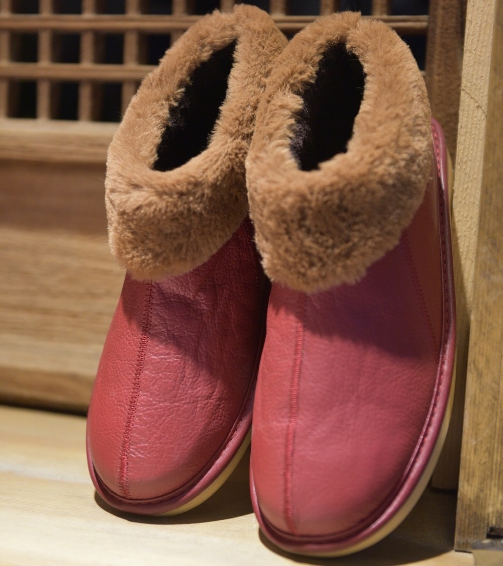 <p>Yu Family Slipper/Shoes</p>